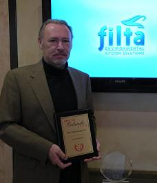 Victor Clewes, Filta CEO
