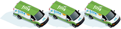Franchise Business | Service Franchise Opportunities - FiltaFry Plus Service Vans